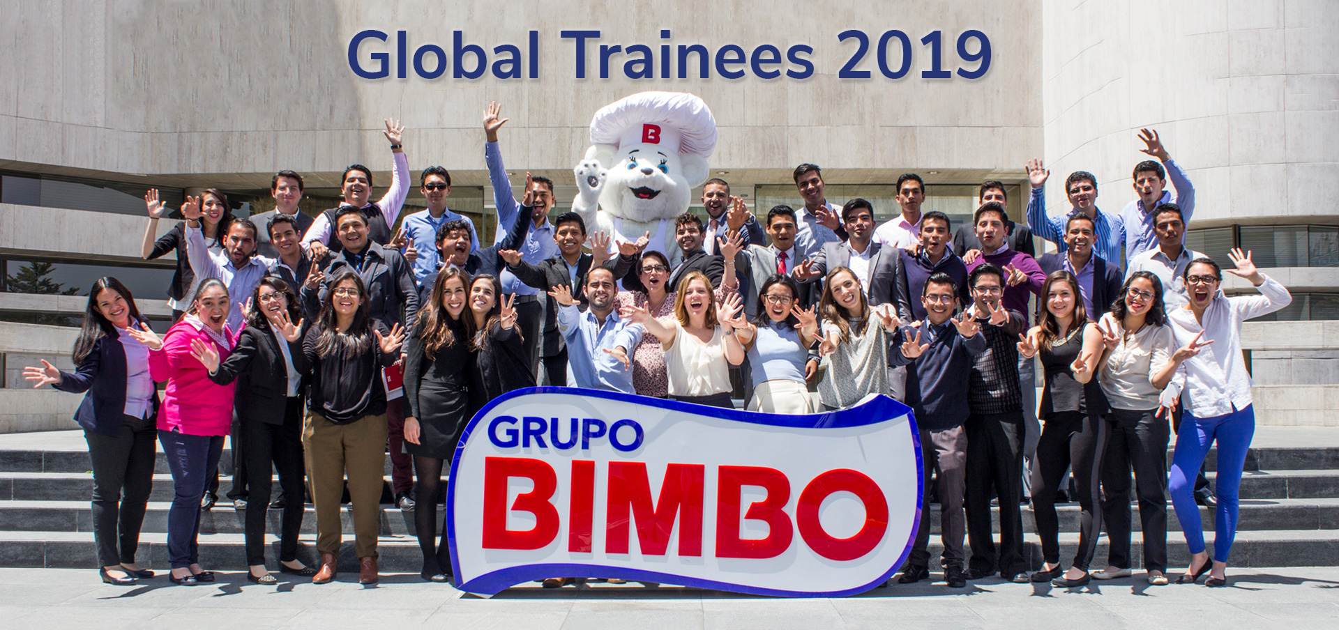 Grupo Bimbo | GLOBAL TRAINEES 2019