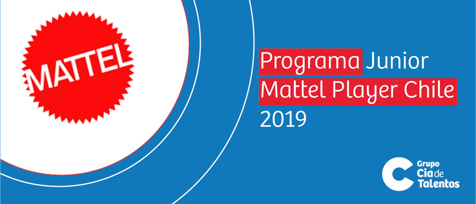 Programa Junior Mattel Player Chile 2019