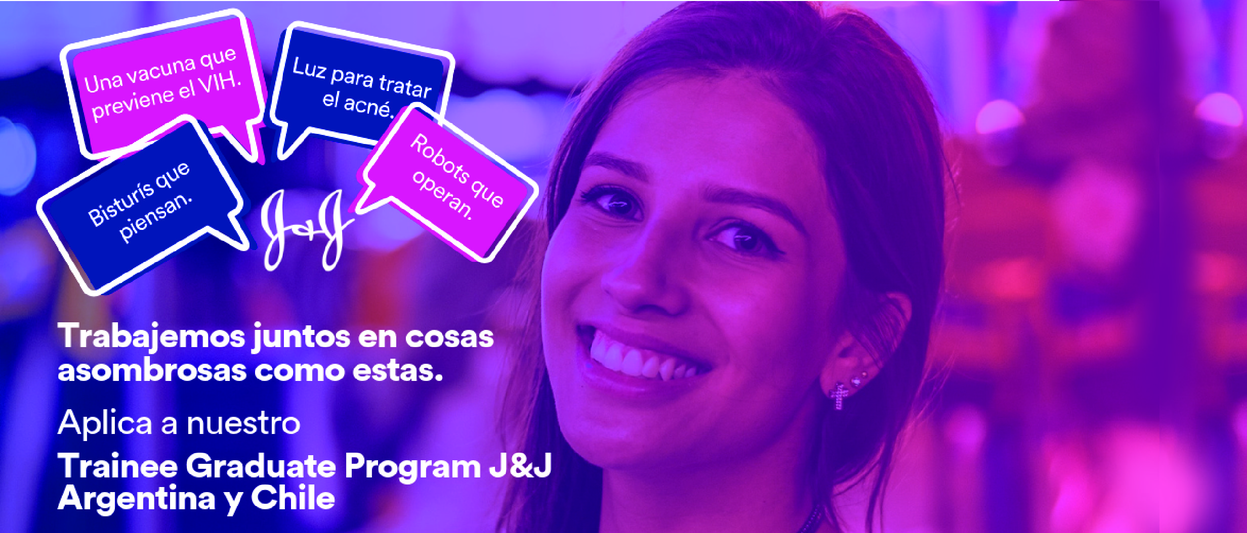 Trainee Graduate Program Argentina y Chile